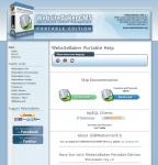 WebsiteBaker Portable